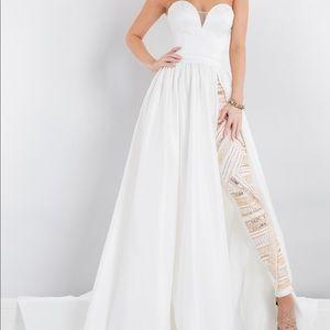 Rachel Alan Couture dress